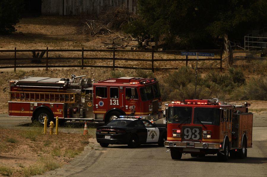 加州消防站槍擊2死1傷 自殺的疑犯為消防員