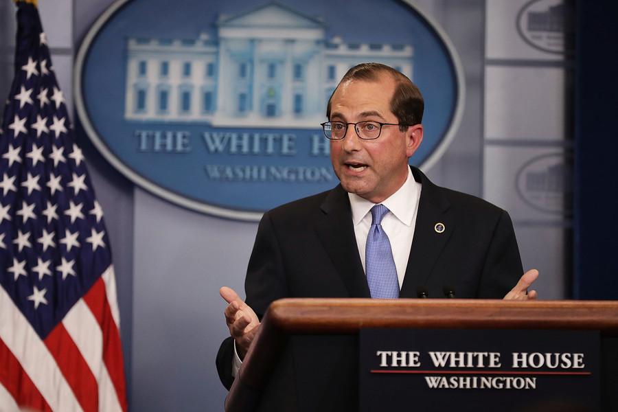 美衛生部長:FDA密切監控中國製造藥品