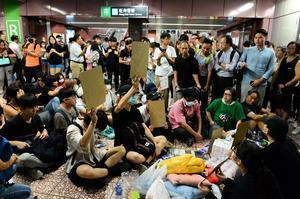 民陣申請9.15遊行 盼200萬港人再上街