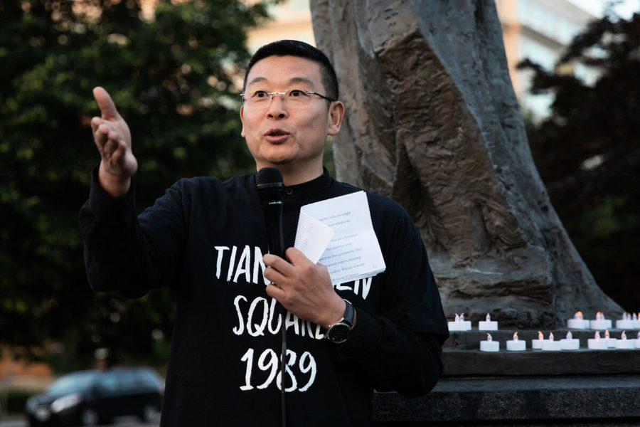 民主中國倡導者:保護捐款者身份攸關生死