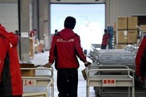 大陸電商巨頭京東一季度淨利潤下跌85%