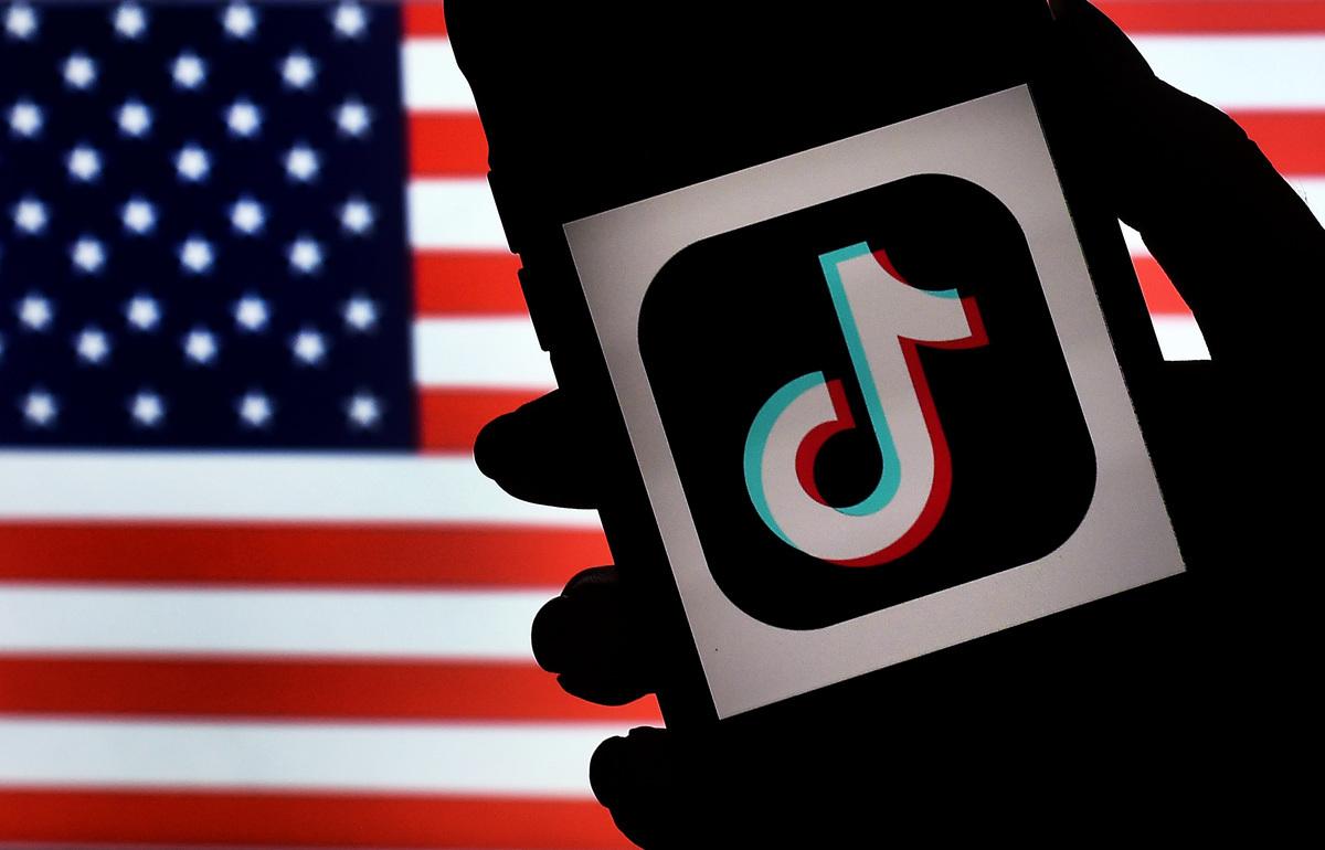 兩名知情人士表示,推特(Twitter)公司已向中國公司字節跳動(ByteDance)透露收購影片共享應用程式TikTok(抖音海外版)美國業務的興趣。(Photo by Olivier DOULIERY/AFP)