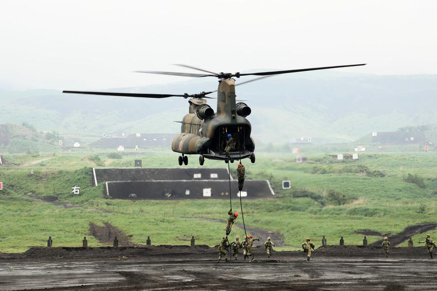若中共犯台 日本自衛隊適當條件下可參戰