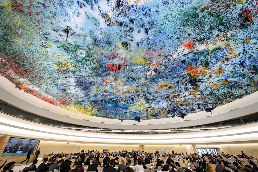 美在UN揭穿中共謊言 多國譴責新疆拘留營