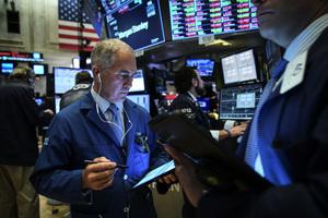 貿易戰升級 道指跌617點 蘋果股價跌5.8%