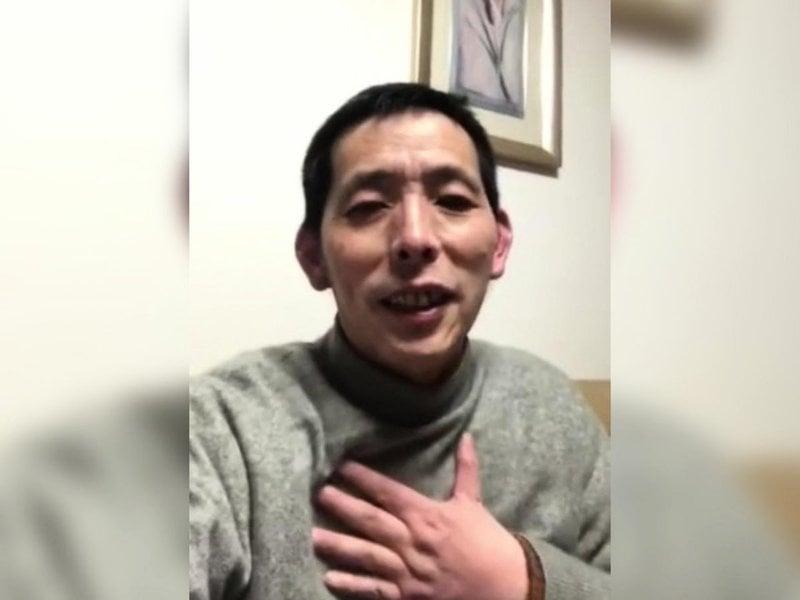 揭武漢疫情慘狀 方斌失蹤至今 蔡霞籲尋找