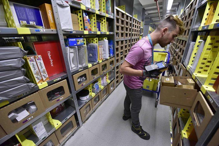 疫情推動網購 德國亞馬遜新增5千崗位