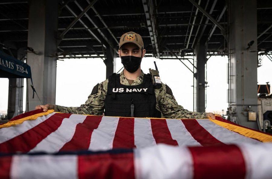 美海軍部長提名人:以所有可能方式保衛台灣