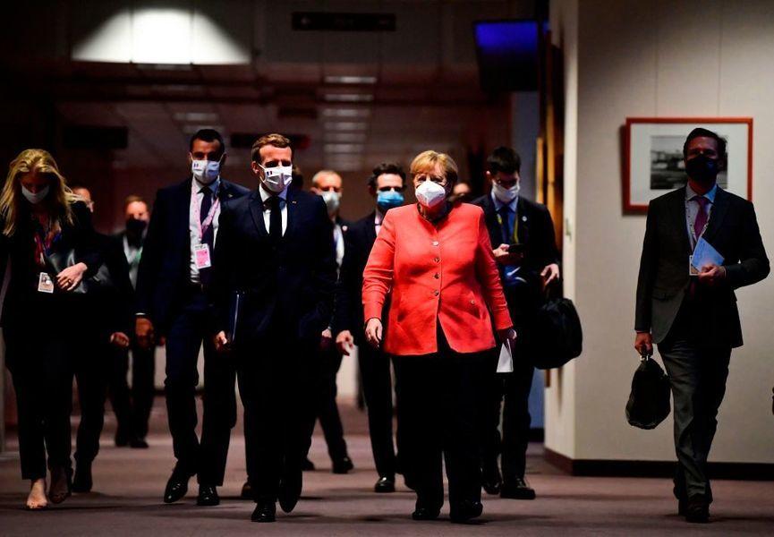 艱難談判 歐盟峰會達成史上最大援助協議