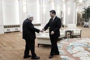北京高調吹乒乓外交 基辛格捧場遭諷:該醒醒了