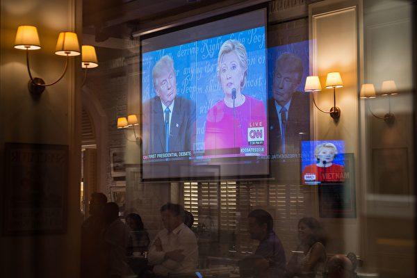 中共限制報道美大選辯論 中國網民翻牆看