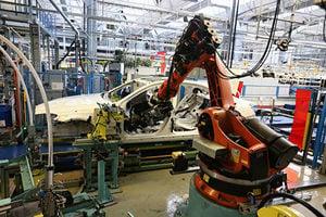 德國汽車市場大幅萎縮 去年銷量減少五分之一