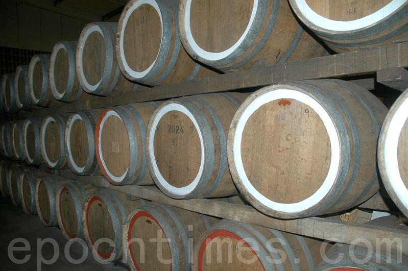 澳洲歷史最悠久的沙普酒莊(Seppeltsfield)是向中國出口頂級散裝葡萄酒的主要出口商之一。圖為澳洲酒莊示意圖。(簡玬沐/大紀元)
