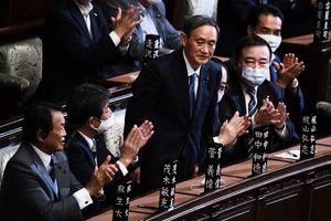 日本首相菅義偉組閣 如何應對中美台角力