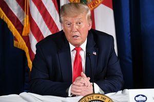 特朗普:美國將禁止TikTok 最快周六頒令