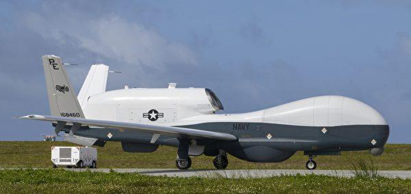 5月12日,美國印太司令部公佈,2架MQ-4C無人機抵達關島三個月後,迅速成印度太平洋的寶貴資產,並納入了一系列任務,展示了其不斷擴大的航程和飛行時間 。(美國空軍)