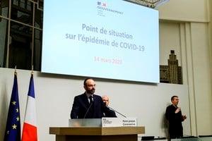 法國公佈疫情進入「第三階段」防疫措施加嚴