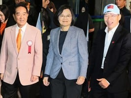 選前22天 台灣對抗紅媒滲透 空前激戰
