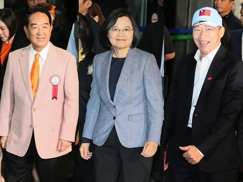 渴望民主的香港人到台灣體驗大選