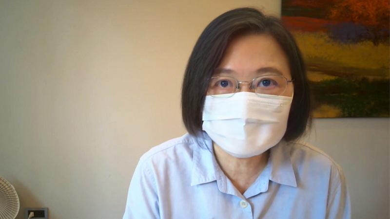 蔡英文喊話聯合國 別因中共政治壓力排除台灣