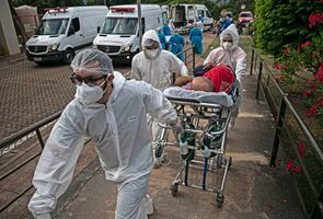 接種中國疫苗 匈牙利巴西疫情死亡仍居高不下
