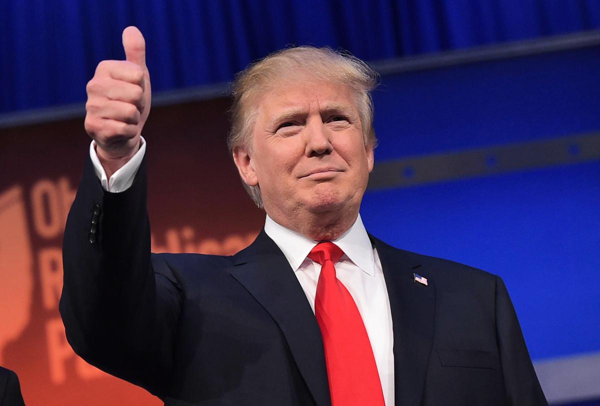 中美貿易談判周日(24日)結束,特朗普總統宣佈談判取得實質性進展,並決定延遲3月1日加稅期限。他說,若有更好的進展,將計劃與習近平會面。(MANDEL NGAN/AFP/Getty Images)