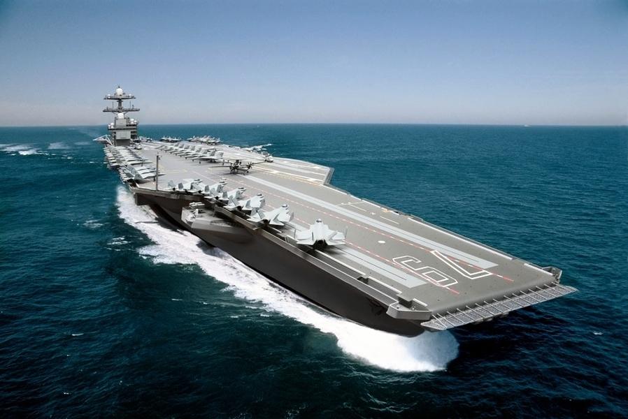 美海軍五種未來式超級武器 中俄無法匹敵