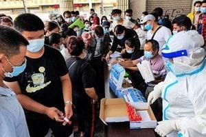 雲南瑞麗三區升高疫情風險 另有六中風險區