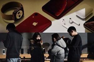 蘋果下調首季財報預期 透露三大信息