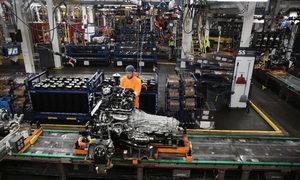 美12月製造業指數重返擴張 創2年最快增速
