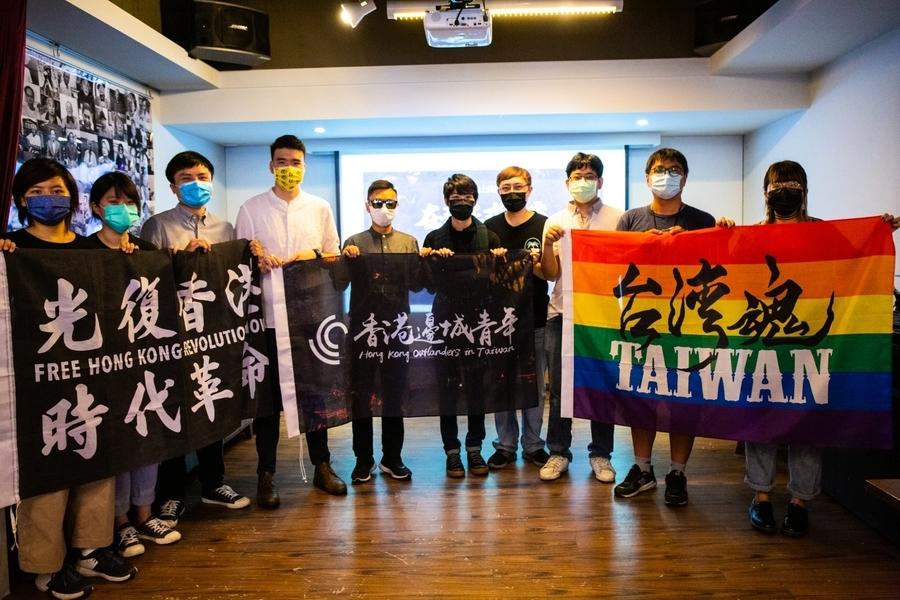 香港邊青在台立案 協助在台港人溶入台灣