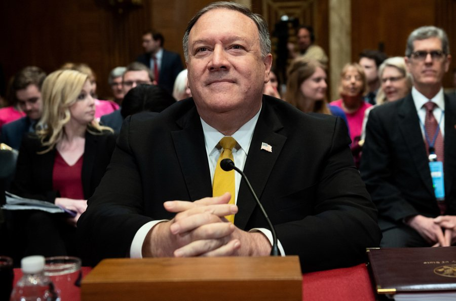 蓬佩奧:考慮將中共納入美俄軍控條約