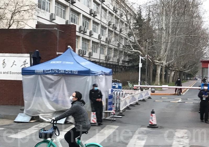組圖:疫情緩解?多城市解封 北京仍嚴控