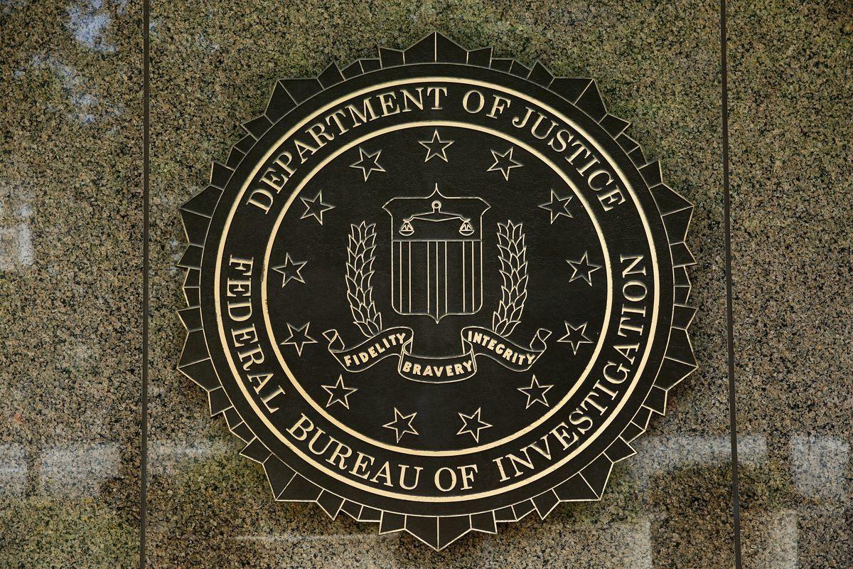 2021年5月17日,聯邦調查局資深中國問題調查探員菲利普‧維斯拉(Philip M. Wislar)在網上論壇上,詳細講述中共如何對美國家安全造成傷害。(YURI GRIPAS/AFP)
