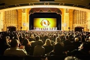 感受「神的力量」 底特律觀眾向神韻致敬
