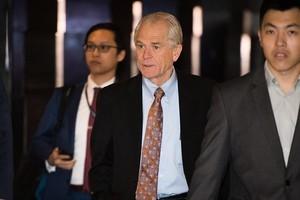 納瓦羅:貿易協議意味著2020美經濟繁榮