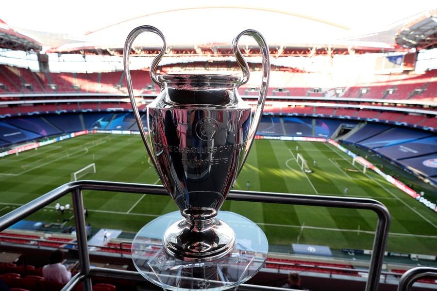 組圖:歐冠八強戰 拜仁遇巴黎 利物浦碰皇馬