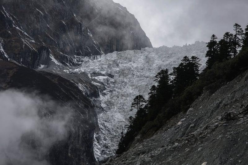 中國八千多冰川消失 恐陷長期水資源危機