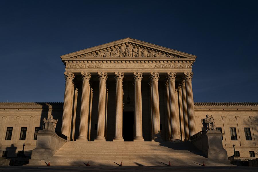 美最高法院駁回賓夕凡尼亞州郵寄選票相關訴訟