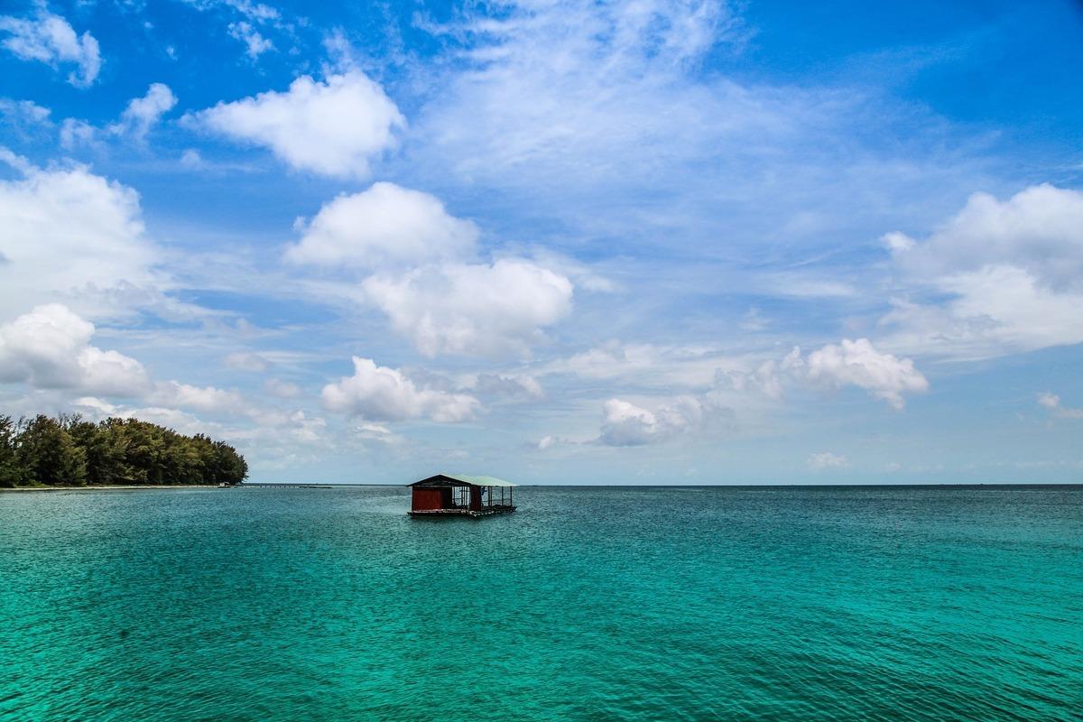 一對加拿大藝術家夫婦在不列顛哥倫比亞省的托菲諾海濱建立了一座自給自足式的「自由港灣」。圖為示意圖。(Pixabay )