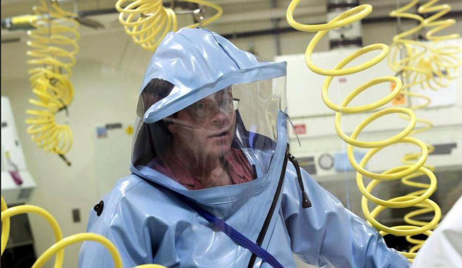 致命病毒被送往中國 專家疑中共有生物戰計劃