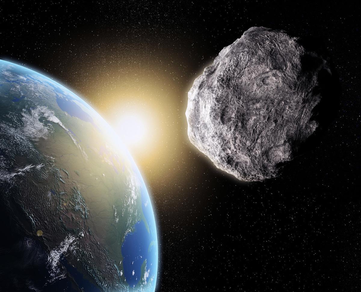 美國太空總署(NASA)組織的年度小行星撞擊地球模擬演習,結果發現最先進的科技也無法阻擋。(ShutterStock)