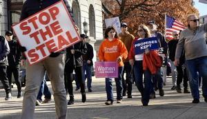 賓州參議員:選舉遭到損害 證據越來越多