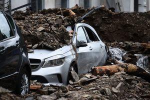 西歐遇百年洪水 至少66人遇難 數十人失蹤