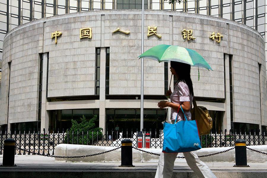 中共央行將對四千多家銀行開展壓力測試