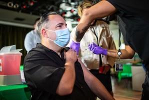 美國麻州近四千完全接種疫苗者 病毒檢測呈陽性