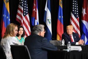 委國、古巴難民籲特朗普 從共產社會中解救該國