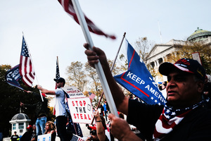 賓州共和黨人:要求最高法院複審選舉訴訟案