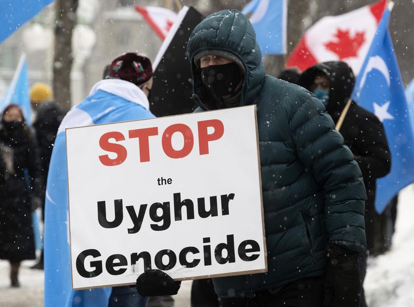 加拿大國會一致通過動議 確認中共群體滅絕