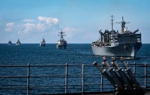 疫情下美軍和北約盟國軍演 側重海上作戰
